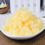 Ananas au sirop avec emballage aseptique 20KG / Chine