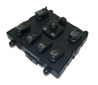 1638206610 New Electric Power Window Master Control Switch For 1998-2003 Mercedes Benz