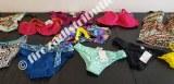 Lots de maillots de bain femme dépareillés multi marques