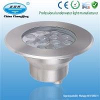 Éclairage extérieur LED Éclairage sous-marin à LED RGB DC24V en acier inoxydable