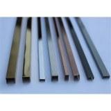 Customised color metal stainless steel metal u channel trim