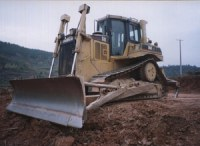 Used CAT Crawler Bulldozer D6R ,70000USD