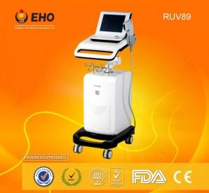 RUV89 wrinkle removal ultrasound skin tightening machine