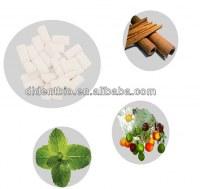 Chewing-gum au goûts variés