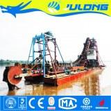 Julong Dragueur d'or de chapelet hydraulique pour l'extraction de l'or