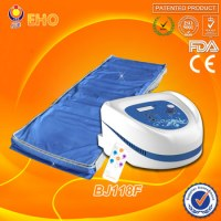 Carbon fiber material pressotherapy infrared massage bed personal care