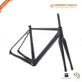 Taiwan Made 700C Road Cyclocross Disc Brake Full Carbon Bike Frame