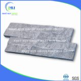 Vietnam Marble Crystal Black Z-shape Wall Panel