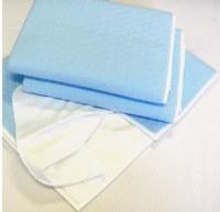Étanches réutilisables Incontinence Pads Lit bébé de lit (lavable sous l'Pads)