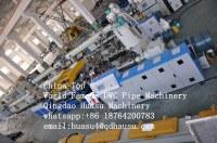 ID32-1200MM PE PVC à double paroi machine à tube ondulé CES enfants
