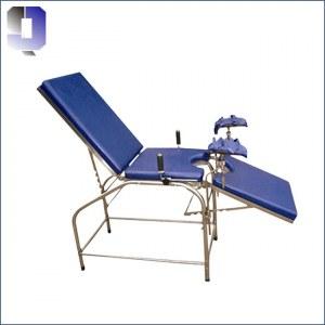 JQ-2005 petit paquet facile pour le courrier Chaise portative d'examen gynécologique d'...