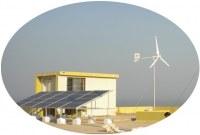 NOUVEAU système hybride éolien / photovoltaïque de 3 kW
