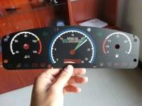 SGS certified polycarbonate car panel board/Auto panel board/Car guage board
