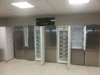 Congélateur refrigerateur télévision