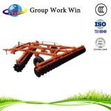 Hiah quality Agricultral Trailed Folding Wing Medium Disc Harrow