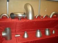 Tubes d'acier de haute qualité et l'ajustement de la chine