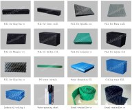 Cooling Tower Fill and Drift Eliminator Manufacturer