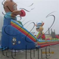 New Designed inflatable slide&castle&bouncy amusement for sale !!!!