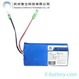 Batterie au lithium-ion 21.6V 2.6Ah pour scooter électrique (Glow)