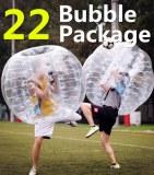 Bubble game Bubble Football 22