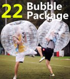Bubble game Bubble Football 22