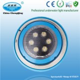 Lampes sous-marines de piscine RVB montées sur LED à basse tension pour piscine et étang