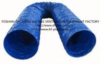24 '' 600 mm PVC agilité chien Tunnel en bleu 3 m 4 m 5 m 6 m