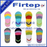 Anti-glissement D'été no show chaussettes low cut invisible chaussettes