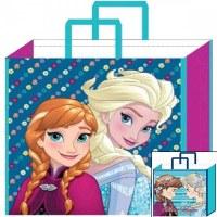 24x Sacs Shopping La Reine des Neiges 38x38x12