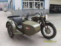 250CC Millitary Sidecar