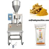 Factory supply double heads 6 to 50kg chickpea Bag Filling Weighing Machine