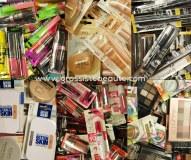 Nouveau arrivage Lot de maquillages de marque Blister