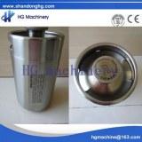 2L stainless steel kegs