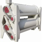 Trieur/Indented Cylinder Separator for seed cleaning and grading