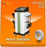 IHLS650 vacuum rf lipo laser beauty machine for tightening skin
