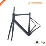 Oem Road Bike Carbon Frame Made In China 100x12 142x12 Thru Axle Disc Road Frame
