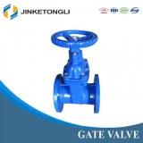 Hot sale API 6D pn16 stem gate valve with prices