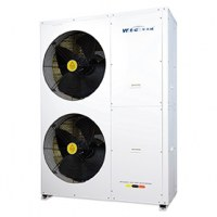 Low Temperature Hot Water Heat Pump BC-L1 Monobloc Series