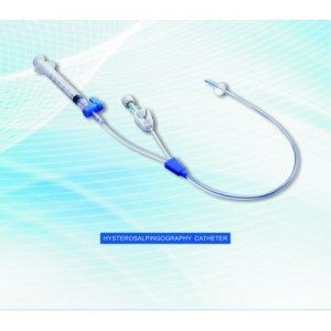 HSG catheters, hysterosalpingography