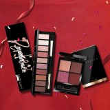 2 Eyeshadow Palettes of Suit New Year Makeup Sets