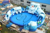 New arrival inflatable floating water park / giant inflatable water park games inflatable aqua pa...