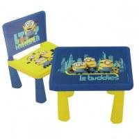 Tables et chaises Minions