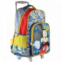 3x Trolleys Mickey Mouse 32x43x18