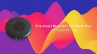 COMPACT PRO G3 | GAMING NATIVE HD SMART ANDROID MINI BLUETOOTH PROJECTOR