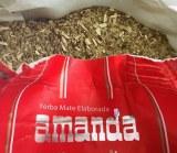 Organic yerba mate slimming tea