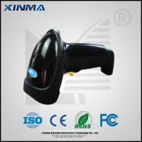Handheld barcode scanner with ergonmic design comfortable to use X-530