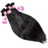 Brazilian Virgin Straight Human Hair Bundles 4pcs/Lot