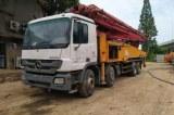 56m Concrete Pump Truck