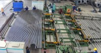 High production efficiency upsetting machine for Upset Forging of Oil drill pipe