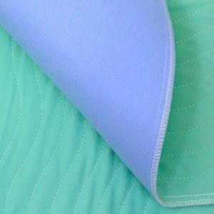4 couches étanche réutilisable Incontinence Pads de lit (lavable sous l'Pads)